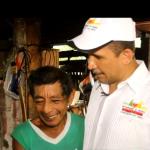 Alcalde de Ayutla Erik Suñiga