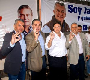 Javier Hernandez y la UCN