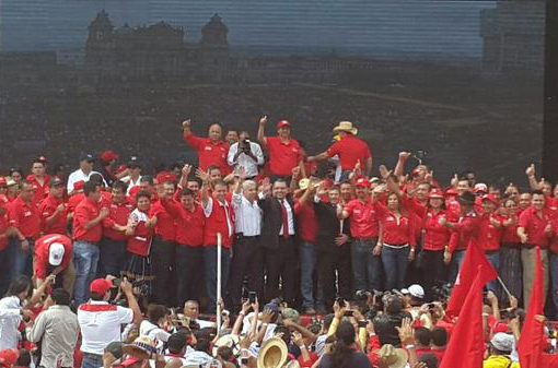 Asamblea General Partido Líder