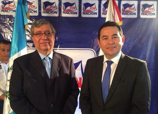 Binomio Presidencial FCN