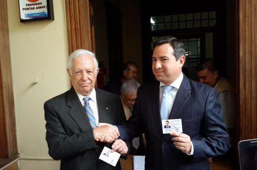 Binomio Presidencial PRI
