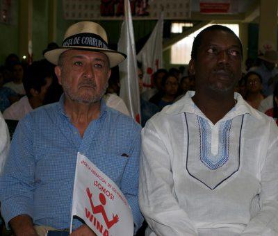 El Frente Amplio URNG-Winaq proclaman a su Binomio Presidencial