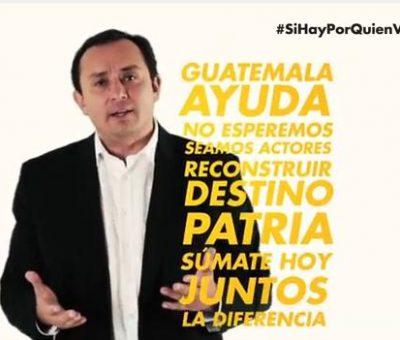 Roberto González da un mensaje claro de esperanza en este video