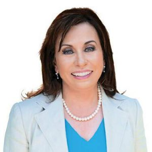 Sandra Torres entrevistada