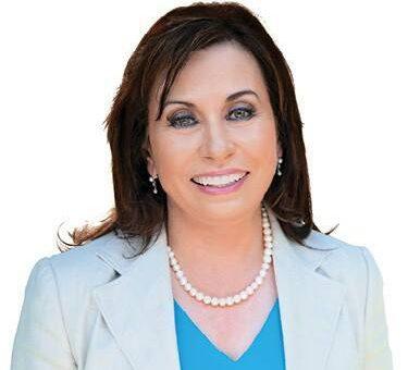 Entrevista Realizada a Sandra Torres Candidata presidencial con el Partido UNE