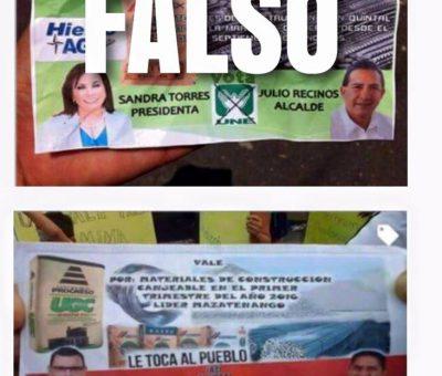 Partido UNE Rechaza acusaciones del Ministerio Público