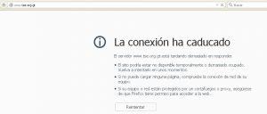 Anonymous ataca página del Tribunal Supremo Electoral (TSE)