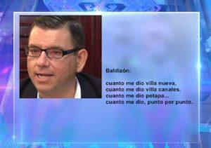 Discurso de Manuel Baldizon que se filtro y escuchen lo que Dicen. Foto: Guatevisión Video