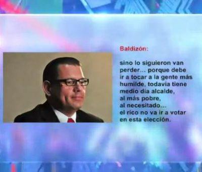 """VIDEO: Manuel Baldizón Hay que Acarrear a la Gente para que Vote este 6 de septiembre """"ese es el chivo"""""""