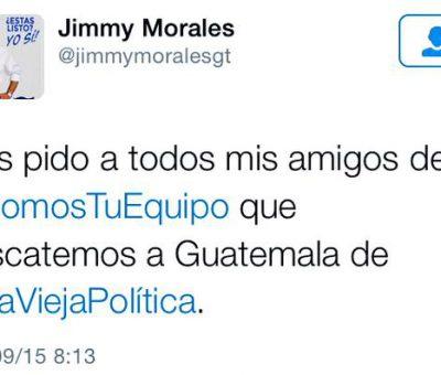 #LaViejaPolítica Genera controversia en las Redes Sociales