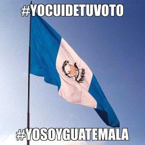 #NoHiceFraudeElectoral #YoCuideTuVoto
