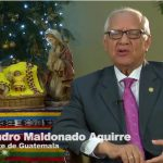 Alejandro Maldonado Aguirre desea feliz navidad