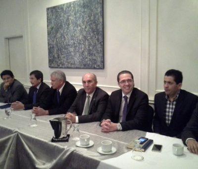 Mario Taracena diputado de la UNE Podría ser el Nuevo Presidente del Congreso