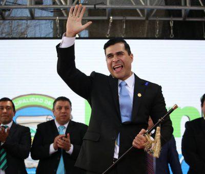 Perfil de Neto Bran Alcalde del Municipio de Mixco 2016-2020
