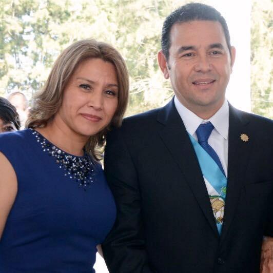 Patricia de Morales