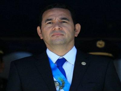 Presidente Jimmy Morales. Foto: Celac