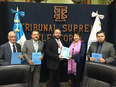 Presentan propuesta de reformas a Ley Electoral y de Partidos Políticos