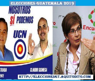 Partido UCN y Encuentro por Guatemala tienen 30 días para evitar ser cancelados por el TSE