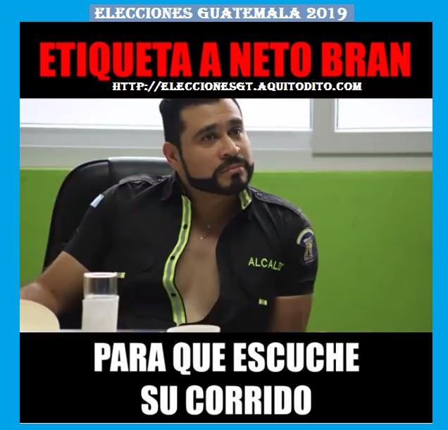 Neto Bran Ya tiene nuevo Corrido