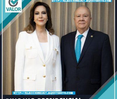 Partido Valor Proclama a Zury Ríos y Molina Barreto Como su Binomio Presidencial Elecciones 2019