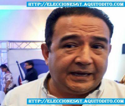 VIDEO: Sammy Morales: Que yo sepa no existe prohibición para que sea diputado Elecciones 2019