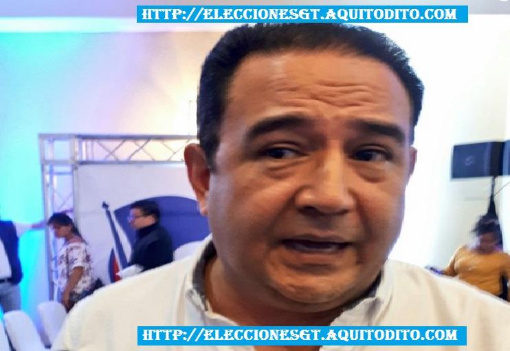 Sammy Morales Diputado