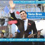 Neto Bran busca la Reelección