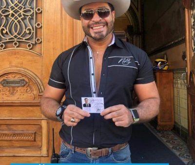 Neto Bran recibe su credencial como candidato para Alcalde de Mixco para las Elecciones 2019