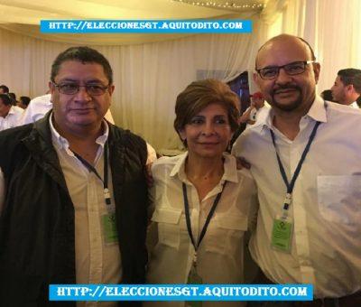Encuentro por Guatemala Proclama a su Binomio Presidencial Manfredo Marroquín y Oscar Morales para las Elecciones 2019