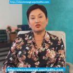 Thelma Aldana del Partido Semilla