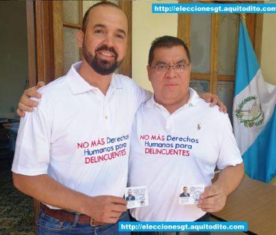 ENTREVISTA: Amílcar Rivera Candidato Presidencial del Partido Victoria Elecciones 2019