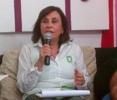 Sandra Torres Protagonista en Documental Político