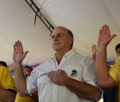 Juan Gutiérrez Precandidato Presidencial por el Partido de Avanzada Nacional