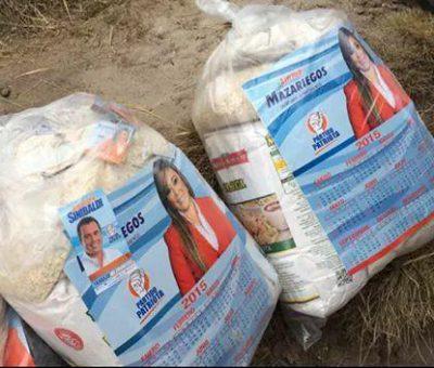 Partido Patriota Multado con $250 mil Por Entregar Bolsas con imagen de precandidatos