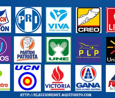 Ya Conoces los 28 Partidos Políticos y Sus Precandidatos Para las Elecciones 2015