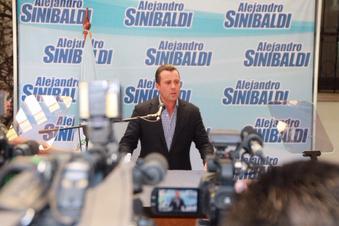 Alejandro Sinibaldi No buscará la presidencia en estas Elecciones 2015