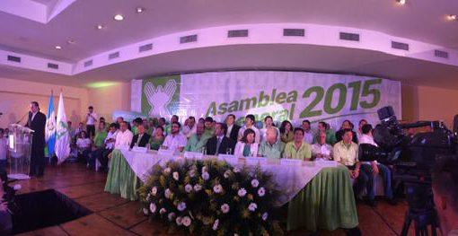 Asamblea Nacional UNE