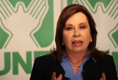 MP solicitará antejuicio contra Sandra Torres por delitos electorales