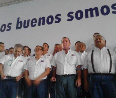 Alejandro Giammattei Candidato Presidencial con Partido Fuerza