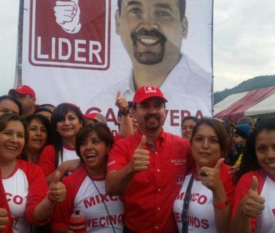 Amilcar Rivera Buscará la Alcaldía de Mixco con el Partido Líder