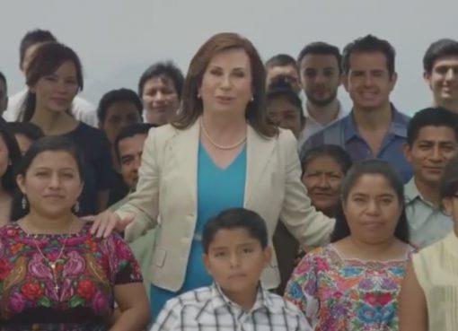 Oportunidades para todos. Sandra Torres