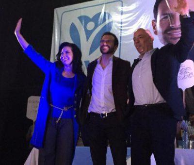Luis Enrique Cruz Candidato a la Alcaldía de Guatemala con el Partido VIVA