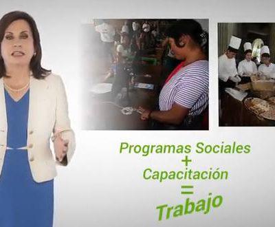 Sandra Torres Ofrece continuidad de Programas Sociales
