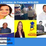 Candidatos a la Alcaldía de Fraijanes