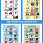 Papeletas para Votar