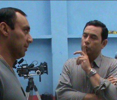 VIDEO: Byron Lima habla sobre Jimmy Morales cosas buenas y Sandra Torres cosas malas