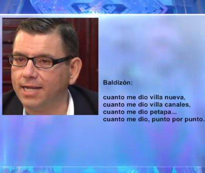 """VIDEO: Manuel Baldizón: """"Con el voto les vamos a dar en la madre"""""""