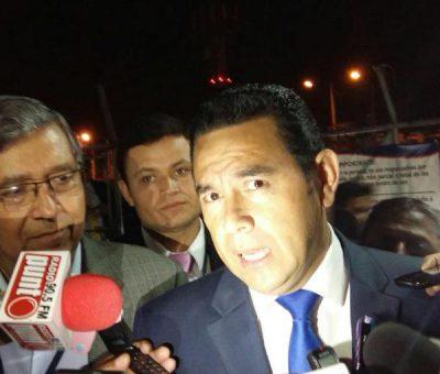 Jimmy Morales ganador de primera vuelta en las Elecciones Generales de Guatemala 2015