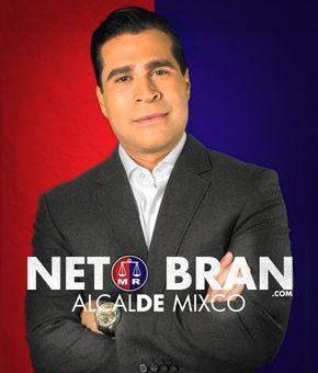 Neto Bran gana la Alcaldía de Mixco en estas Elecciones 2015