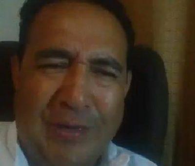 Sammy Morales graba emotivo video para su hermano Jimmy Morales